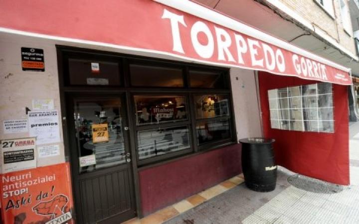 TORPEDO GORRIA TABERNA